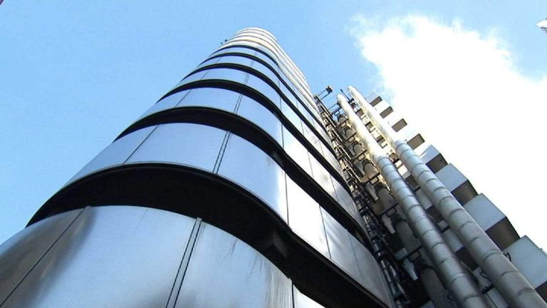 Lloyd's insurer Canopius eyes £2bn London float
