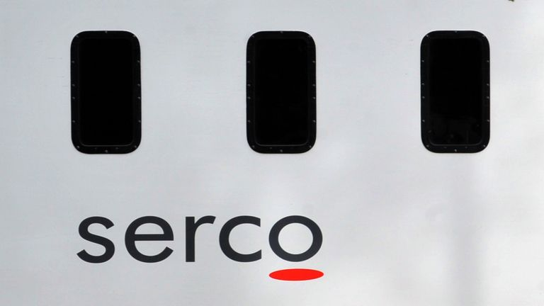 'Outrageous' Serco gives £5m bonus to frontline staff and £17m to shareholders