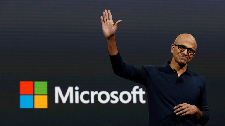 Microsoft pledges to remove as much carbon as it has ever emitted
