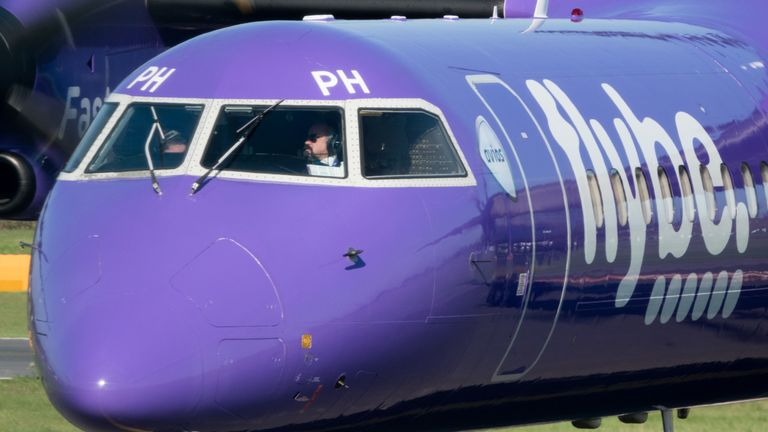 Flybe lands tax break in last-ditch rescue deal