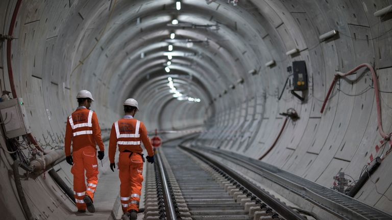 Crossrail faces 'mothballing' over funding row, TfL chief warns