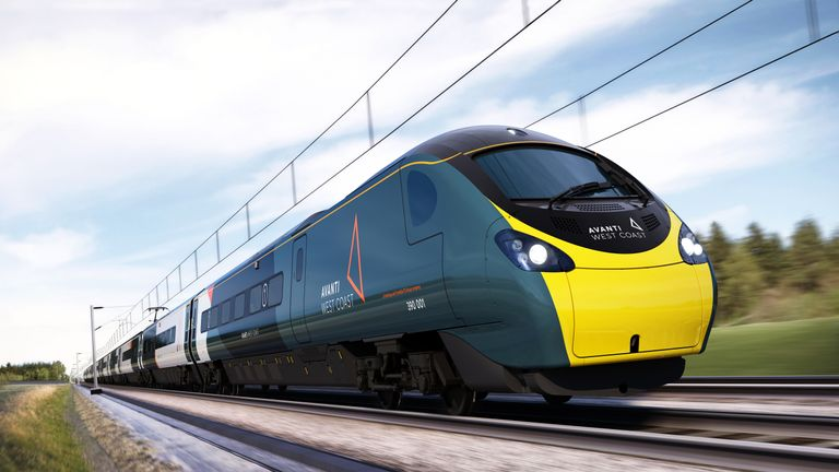 Virgin Trains waves goodbye with final service after 22 years
