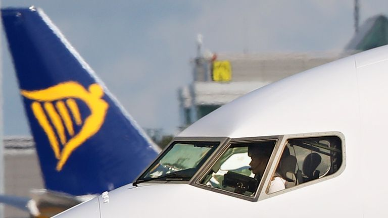 Ryanair threatens legal action over bailout of 'billionaire-owned' Flybe