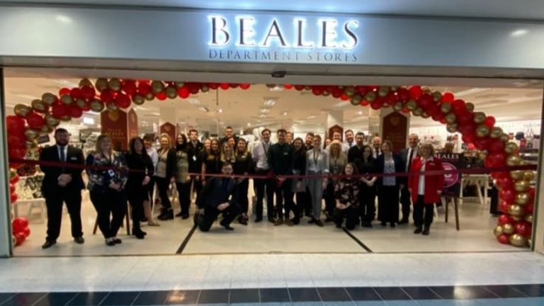 Department store chain Beales heads for administration