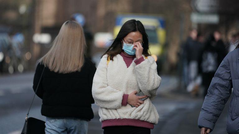 Coronavirus blamed for high street woes as shoppers shun crowds