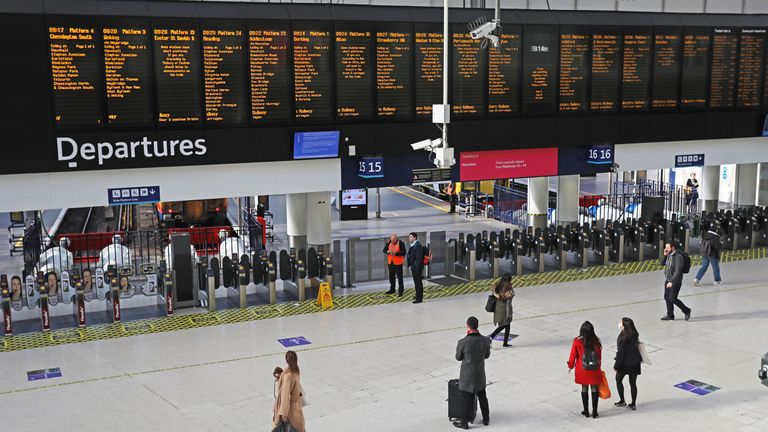 Heading to the office two or three days a week? Train travel is about to get cheaper
