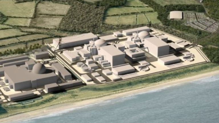 UK could block China state nuclear firm from future power projects - report