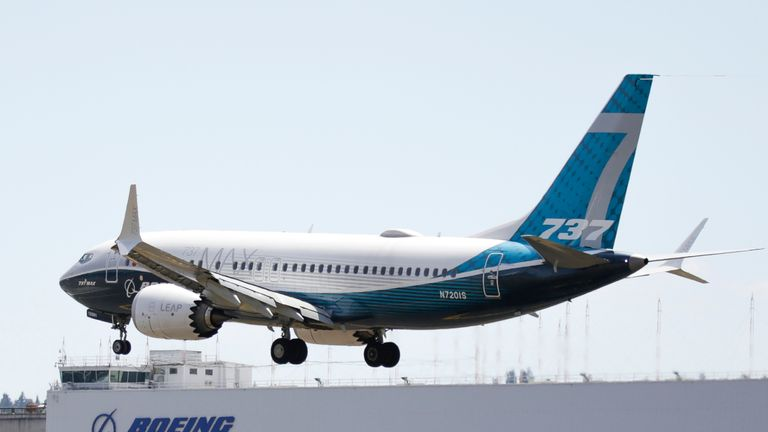 Regulator signals plan for grounded 737 MAX to return to Europe's skies