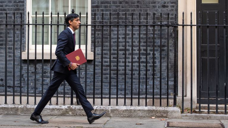 Rishi Sunak must plot a route out of the economic devastation caused by COVID