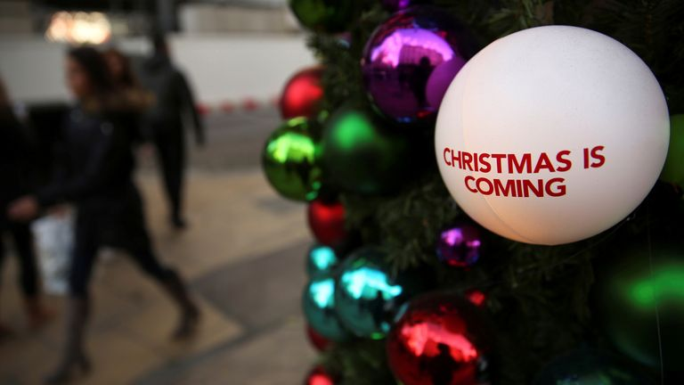 Britain has 10 days to save Christmas, warns retail industry amid lorry driver crisis